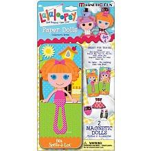 Lalaloopsy Magnetic Fun Paper Dolls Set 4 - 1