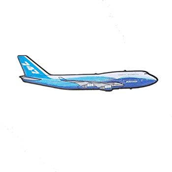 747 Side View Pin