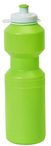 Lime Green Sports Water Bottles (8)