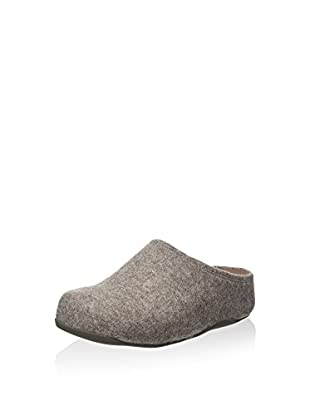 FITFLOP Zuecos (Gris)