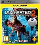 echange, troc Uncharted 2 - Among Thieves (Platinum) (PS3)