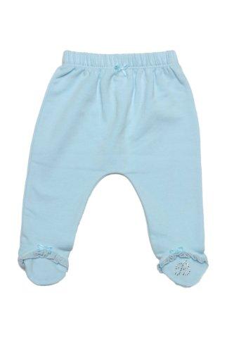 Blumarine Pantaloni , bambina, Colore: Blu Chiaro, Taglia: 50