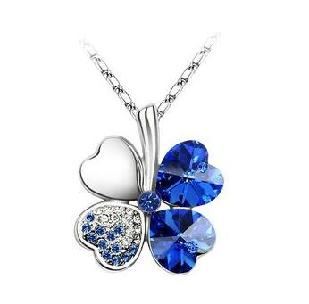elleclub-sapphire-blue-crystal-four-leaf-clover-heart-shape-pendant-swarovski-elements-necklace-with