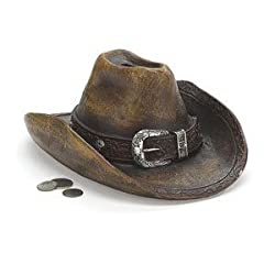 Cowboy Hat Piggy Bank