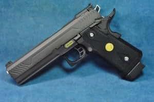 WE ガスブローバック Hi-Capa 5.1 M1 SVシグネイチャータイプ ブラック