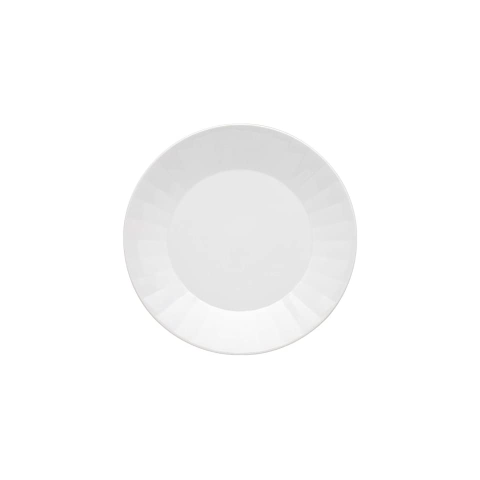 Dansk Metria White Dinner Plate