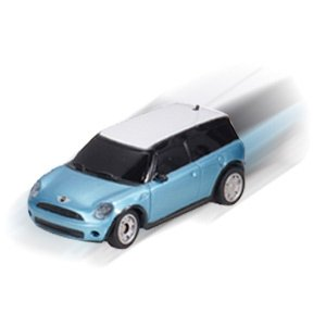 GO Cans! Mini ClubMan - Ultra Micro RC Racer, 1:56 Scale - 1