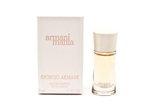 Giorgio Armani Armani Mania-Eau de Parfum 4 ml, profumo in miniatura, mini