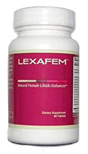Lexafem - Natural Female Libido Enhancer (60 Tablets) Fast Shipping and Ship Worldwide
