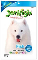 Jerhigh Fish Treat (Pack Of 6)