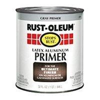 Rust-Oleum 8781502 1-Quart 32-Ounce Primer, Flat Aluminum