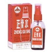 Отзывы Zheng Gu Shui External Analgesic - Spray bottle - 2.0 Fl.