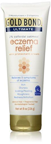 buy Gold Bond Ultimate Eczema Relief Skin Protectant Cream - 8 Oz