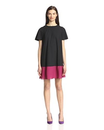 Rachel Zoe Women's Colorblocked Trapeze Dress
