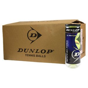 Buy Dunlop Grand Prix Extra Duty Tennis Balls (Can) by Dunlop