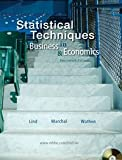 img - for Statistical Techniques in Business & Economics book / textbook / text book