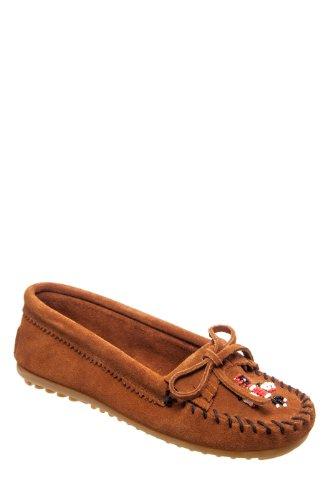 Minnetonka 602 Thunderbird Ii Casual Flat Shoe