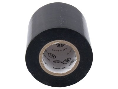 Secure Cable Ties ET-P02020-BK PVC Premium Electrical Tape, -18 to 105 Degree C, 20' Length, 2
