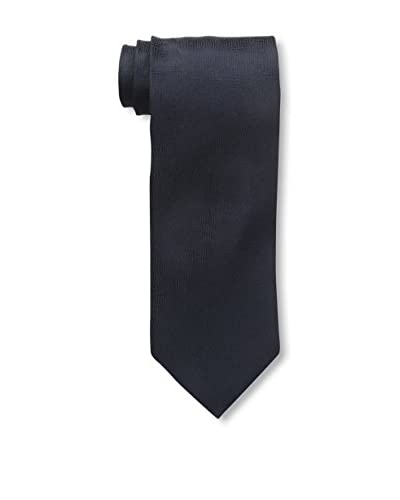 Valentino Men's Silk Tie, Navy