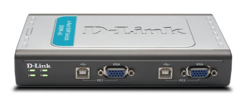 -Port USB KVM Switch (DKVM-4