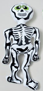 Inflatable Halloween Figures Skelton - 1