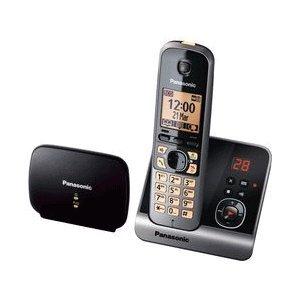 Panasonic Panasonic KX-TG6761GB schw. (KX-TG6721GB + Repeater)