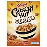 Kellogg's Crunchy Nut Clusters Honey & Nut 450G