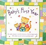 Baby's First Year (An Undated Calendar to Record the Milestones of the First Twelve Months)