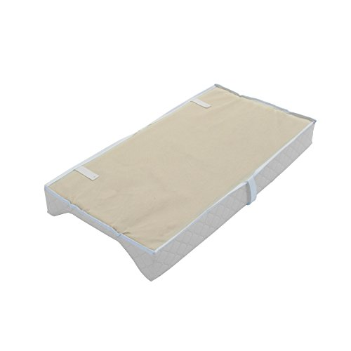 "L. A. Baby Combo Pack with 30"" Contour Changing Pad and White Terry Cover"