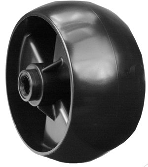 Replacement Deck Wheel For Part 734-04155 Used On Mtd, Cub Cadet, Troy Bilt, White, More...