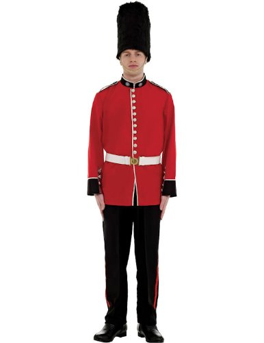 Guardsman Fancy Dress Costume