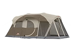Coleman WeatherMaster Screened 6 Tent by Coleman