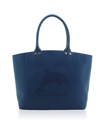 davidelfin Shopper Flipper Blu