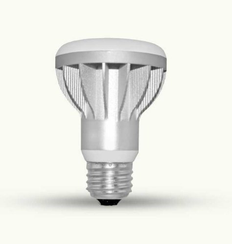 10 Qty. Led R20 8W Dimmable Cool White Replacement For 50W Bulb 50R20 5000K