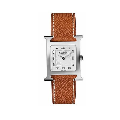 Hermes H Hour Medium Ladies Quartz Watch - 036791WW00