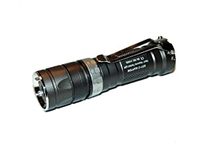 JETBeam RRT-0 XM-L Cree LED Flashlight, Grey