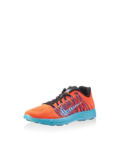 Nike Zapatillas Lunaracer+ 3 Rojo / Azul