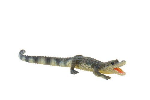 Bullyland Deluxe Wild Animals: Young Alligator