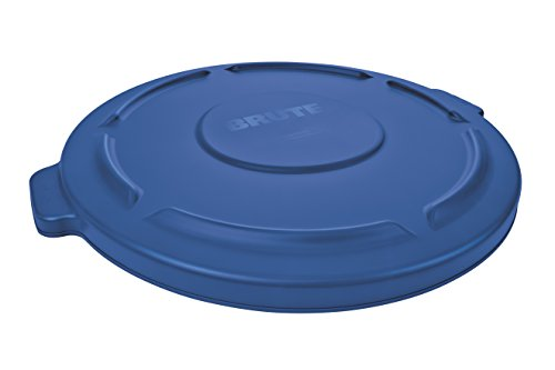 Rubbermaid Commercial 1779731 Brute Lid, For 20 Gallon Container, Blue (Brute Blue Lid compare prices)