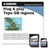 Garmin TOPO Great Britain, Northern England & the Midlands MAPS on micro SD