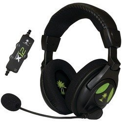 Turtle Beach 02255 Xbox 360(R) Ear Force X12 Wired Headphones (02255) -