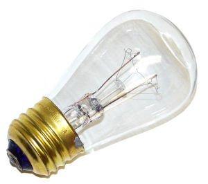 GE 11W CLR Lamp