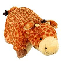 Pillow Pets 11 Inch Pee Wees - Jolly Giraffe by Pillow Pets