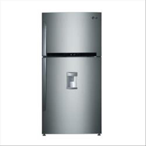 LG GTF925PZPM Libera installazione 394L 176L A++ Acciaio inossidabile frigorifero con congelatore