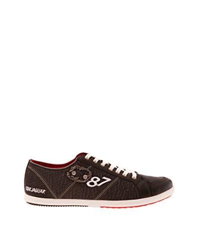 Star Jaguar Sneaker Stringhe [Nero]