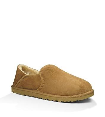 UGG Australia Men's Kenton Slippers Chestnut Size 15
