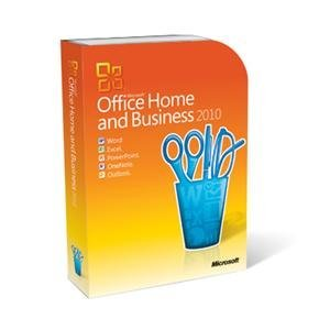 Microsoft Office Home And Business 2010 (T5D-00417)