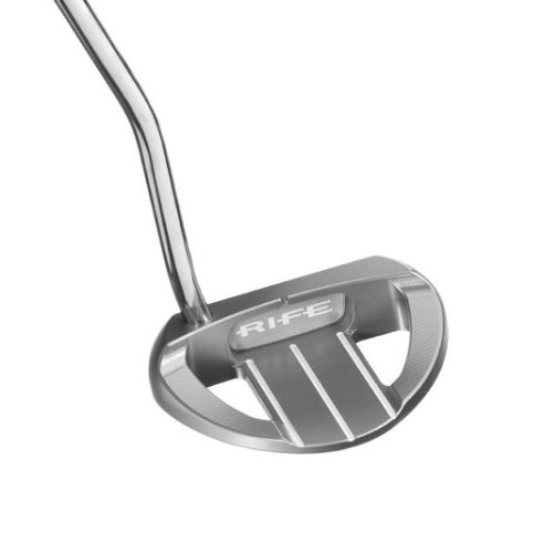 Rife Island Series Barbados Heel Shafted Putter (Right Hand, 34-Inch)