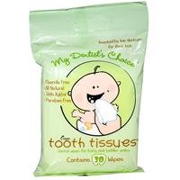 My Dentist's Choice Tooth Tissues - 30 Ct,