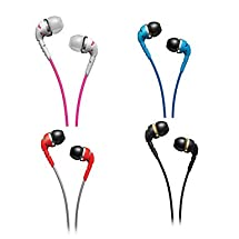 In-ear Headphone with Media Players(Assorted Colors) great sound